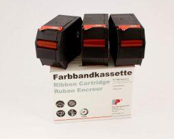 T1000 OEM ink x3 RED cartridge