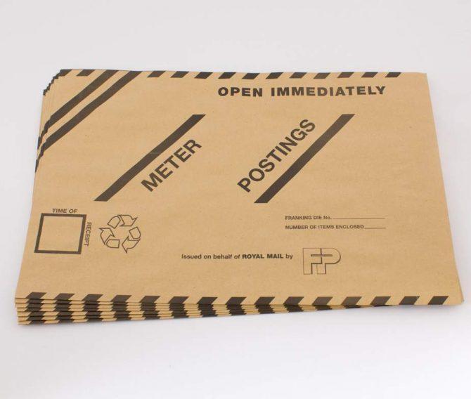 Meter Posting Envelopes (50)