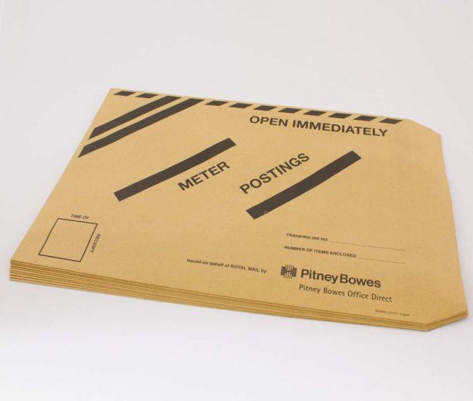 Meter Posting Envelopes