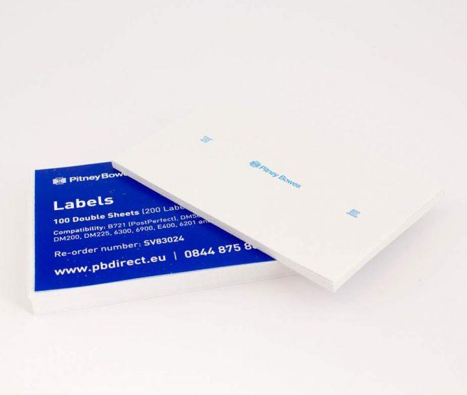 OEM Double Labels x200