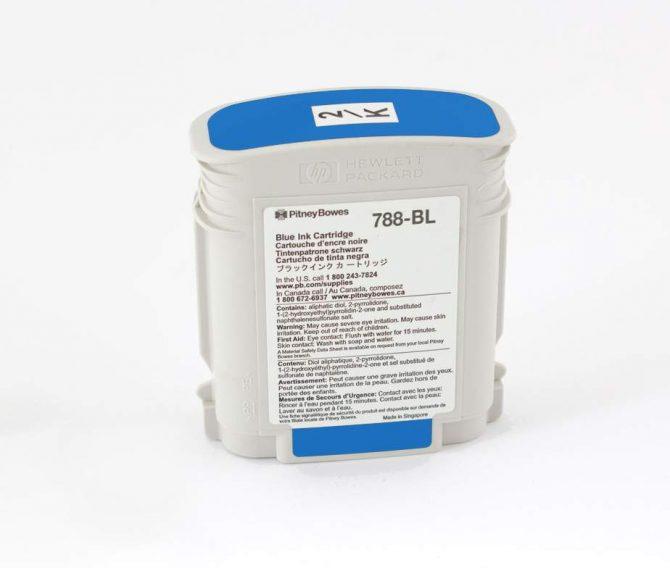 Ink Cartridge - BLUE