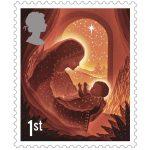 1st Xmas Stamp