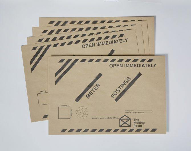 TMR Meter Envelopes