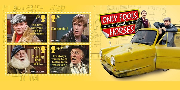 Lovely Jubbly Stamps!