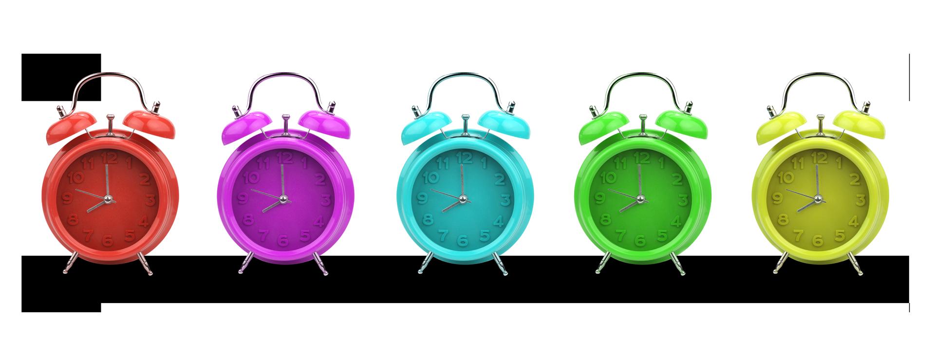 The Clocks Ticking