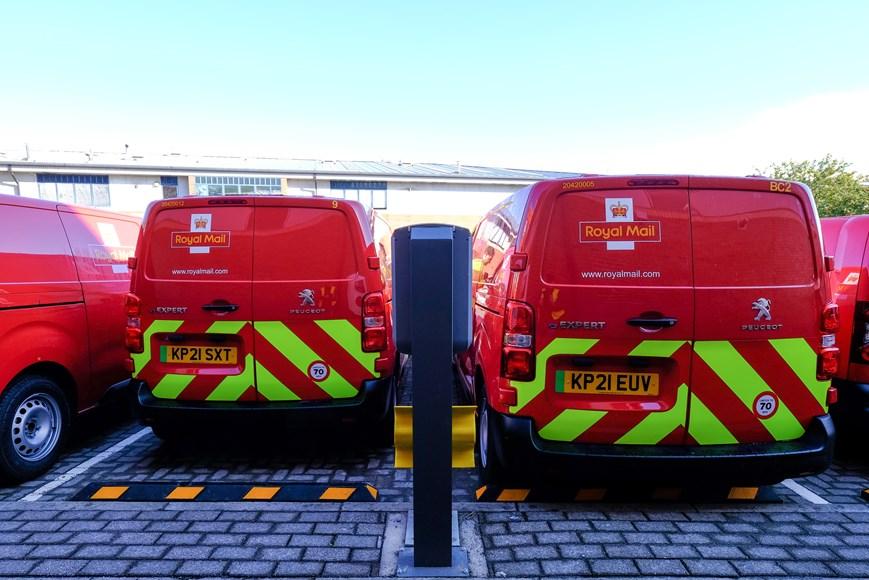 Royal Mail Deliveries Go Greener