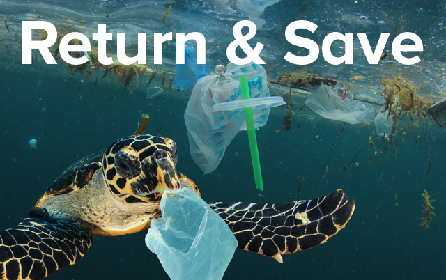 Please Support Plastic Free July