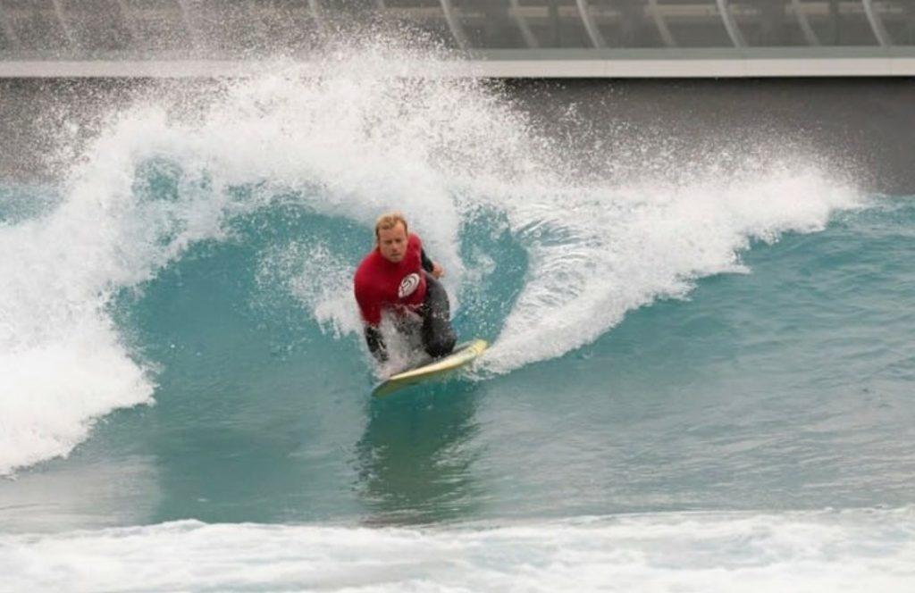 Supporting ParaSurfing & Llywelyn